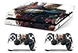 Skin PS4 HD THE WITCHER 3 b - limited edition DECAL COVER Schutzhüllen Faceplates playstation 4 SONY BUNDLE