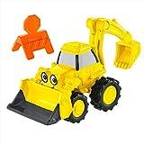 Bob the Builder Die-Cast Scoop Vehicle