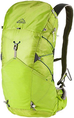 McKINLEY Unisex Kinetic Trekkingrücksack Grün/Lime/Blau