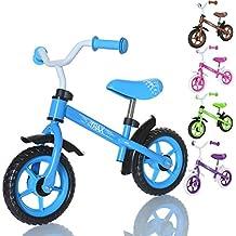 LCP Kids TRAX Draisienne enfant - velo de marche sans pedale Bicycle de balance de 2 ans