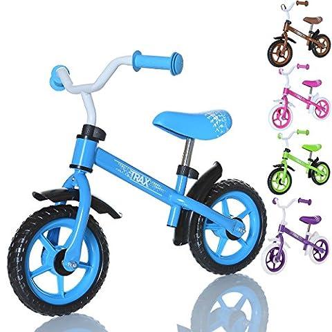 LCP Kids TRAX Draisienne enfant - velo de marche sans pedale Bicycle de balance de 2 ans, couleur: