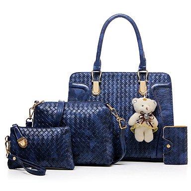 Le donne della moda Classic Crossbody Bag,Ruby Brown
