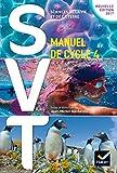 SVT cycle 4 Éd. 2017 - Livre élève