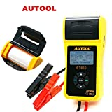 Autool BT660 batteria conducibilità tester bt-660 batteria tester auto Automotive Diagnostic Tools