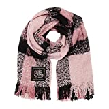 Superdry Super Orkney Scarf One Size Sandy Pink