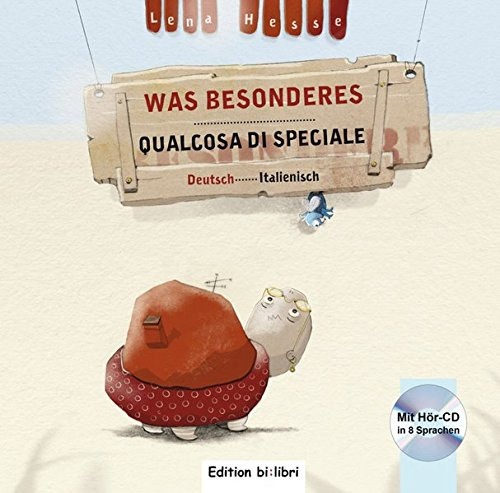 Was Besonderes-Qualcosa di speciale. Con CD-Audio (Bi:libri)