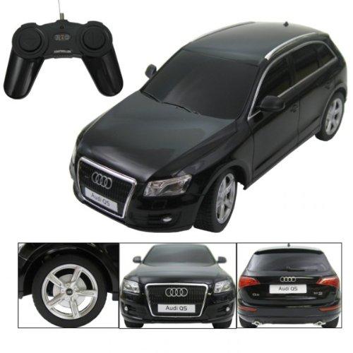 Audi Q5 ferngesteuert RC Modellauto 1:24 SCHWARZ Geländewagen ferngesteuert B-Ware
