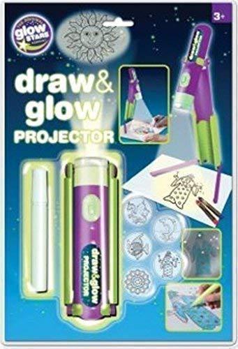 The Original Sterne Leuchten Kinder Pädagogisches Spielzeug Kreative Kunst Unentschieden-glühend Projektor (Glow Dark The In Stifte)