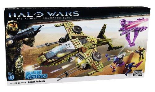 Mega Bloks 96810 - Halo Wars Aerial Ambush - Angriff aus dem Hinterhalt