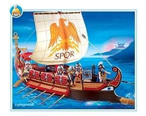 Romans 4276: Warrior's Ship - Playmobil