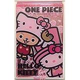 Una sola pieza X Hello Kitty espejo compacto S PK