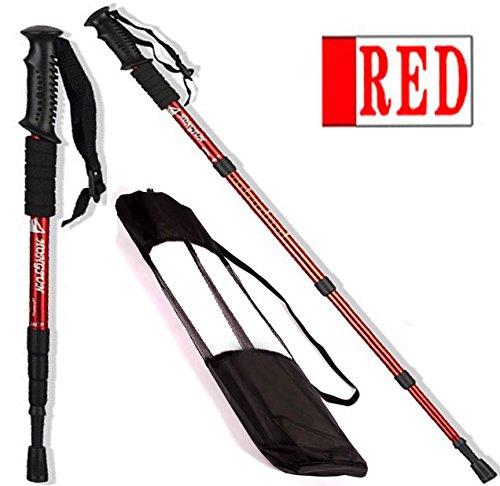 bastones-de-trekking-telescopico-par-de-ligero-walking-senderismo-sticks-azul-rojo-para-viaje-sender