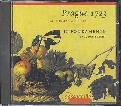 Prague 1723: Instrumental Music [Import USA]