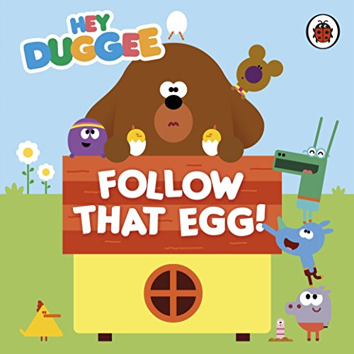 Hey Duggee: Follow That Egg! - Easter Eggs Tie