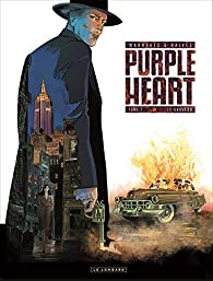 Purple Heart, tome 1 : Le Sauveur par Eric Warnauts