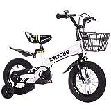 KY Vélo Enfants Vélos pour garçons Freestyle pour Filles, 3 Couleurs, en...