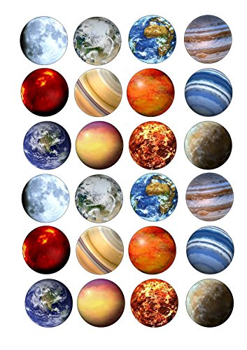 24-planets-solar-system-space-cake-toppers-4cm-on-wafer-rice-paper
