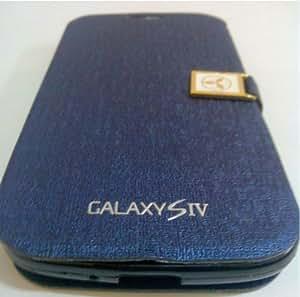 Samsung Galaxy S4/IV/i9500 Imported Premium Table Talk Flip Cover ©