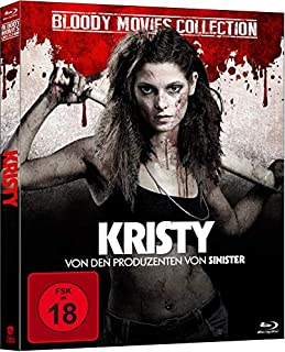 Kristy - Bloody Movies Collection, Uncut [Blu-ray]