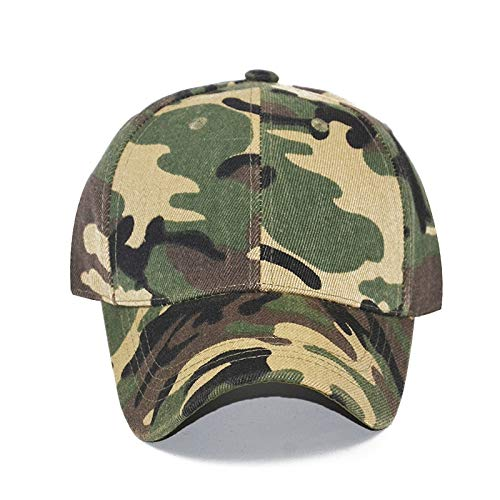 c051bf757 Volcaps, 20 Mens Army Camo Cap Baseball Casquette Camouflage Hats For Men  Camouflage Caps Women Blank Desert Hat Wholesale Accessories