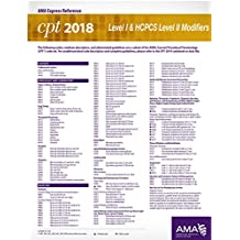 Express Reference Card - CPT & HCPCS Modifiers 2018