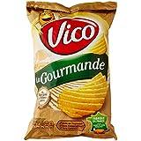 Vico La Gourmande Chips Le Sachet de 120 g