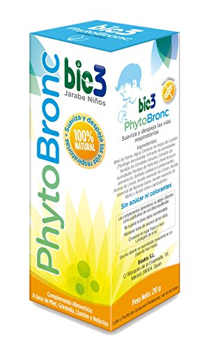 Bio3 Phytobronc Niños - 150 ml