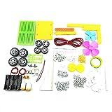 juler STEM DIY Spielzeug Automodell Roboter Material Paket Technologie kleine