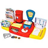 Children's Kid's Pretend Play Imaginative Learning Post Office Role Play Shop Creative Toy Set