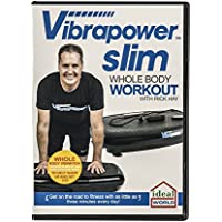 VIBRAPOWER Slim Vol I Vibration Plate Workout DVD