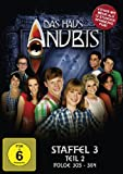 Das Haus Anubis - Staffel 3, Teil 2, Folge 305-364 [4 DVDs]