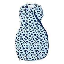 Tommee Tippee The Original Grobag Newborn Snuggle Baby Sleep Bag, 0-4m, 1 Tog, Animal