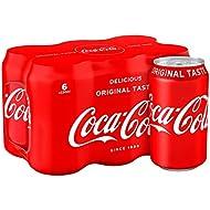 Coca-Cola, 6 x 330ml