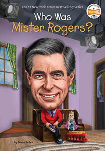 Descargar Libros Who Was Mister Rogers? (Who Was?) Epub O Mobi