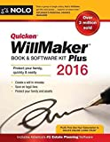 [(Quicken Willmaker Plus 2016 Edition : Book & Software Kit)] [By (author) Nolo Press ] published on (October, 2015)