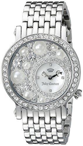 Juicy Couture Donna 1901348Display analogico al quarzo argento da Juicy Couture