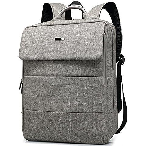 DONG Moda Messenger Bag 15 pollici Laptop borse zaino , khaki , 15 inch