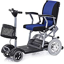 EMOGA Scooter Mobility | Scooter Minusválidos | Vehículo De Movilidad | Moto Minusválidos | Moto para