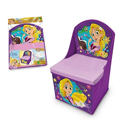 Disney Kinder Klappstuhl Tangled LR3061 48 x 28 x 28 cm (Jungen-kleinkind-stuhl Disney)