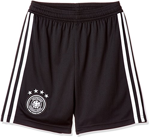 adidas Kinder Dfb Heim Replica Shorts, Schwarz (Black/White), 152