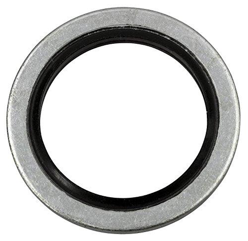 Schössmetall tenuta Alfa Romeo/FIAT/Opel 18.5X 26X 2.5mm gomma/Metallo 25pezzi