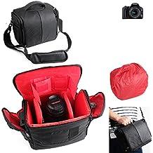 Pour Canon EOS 200D: Sac Sacoche Gadget pour appareil photo reflex num