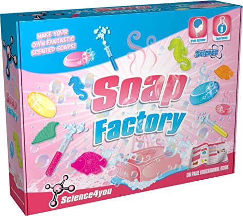 Science4you  S397347V2 oap Factory Kit  Educational Science Toy  STEM Toy