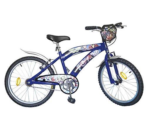 """Vengadores - Bicicleta de 20\"""", Color Azul (Toimsa 2022)"""