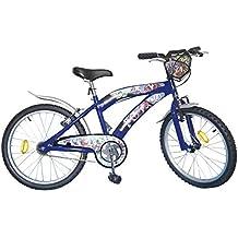 """Vengadores - Bicicleta de 20"""", color azul (Toimsa 2022)"""