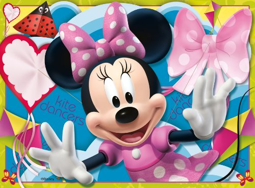 Image of Ravensburger Disney Minnie Mouse Puzzles (Pack of 4)