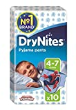 Huggies DryNites Boy hochabsorbierende Pyjama...Vergleich