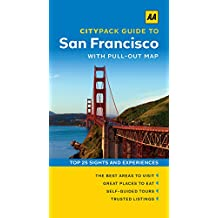 AA Citypack San Francisco (Travel Guide) (AA CityPack Guides)