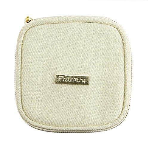 La Cabina Mini Organisateur Portatif Poche Sacs à Main Femmes de Stockage Coton Sac de Rangement pour Voyage