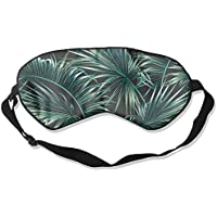 Palm Trees Plant 99% Eyeshade Blinders Sleeping Eye Patch Eye Mask Blindfold For Travel Insomnia Meditation preisvergleich bei billige-tabletten.eu